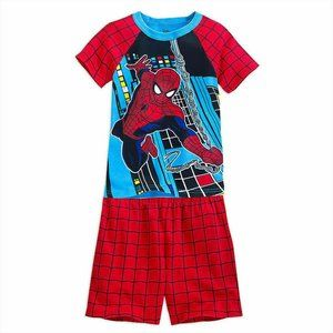 Marvel Spider-man PJ Pals Pajamas 2PC set for Boys